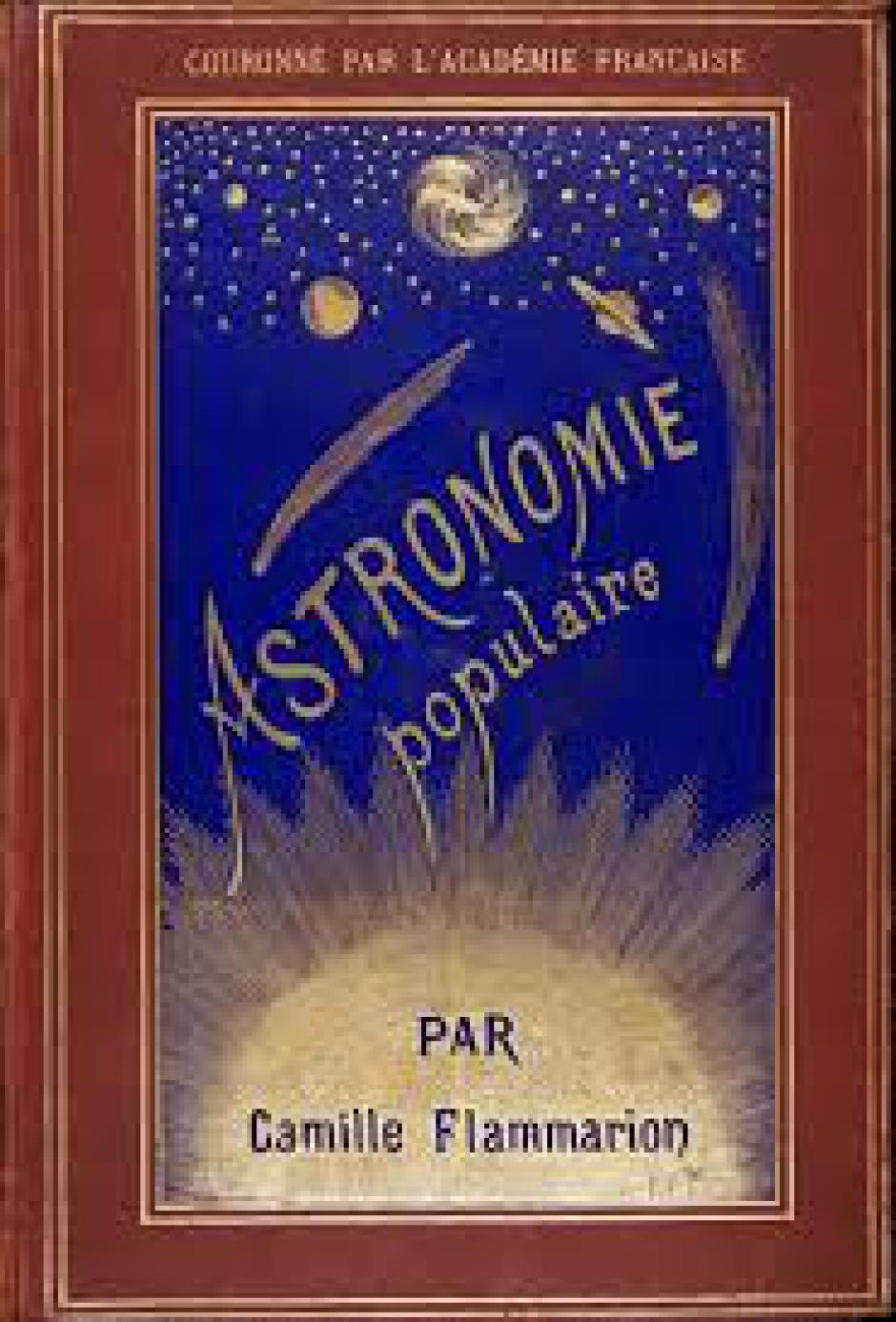 L'astronomie à la Belle Époque : une science « populaire », Florian Mathieu*