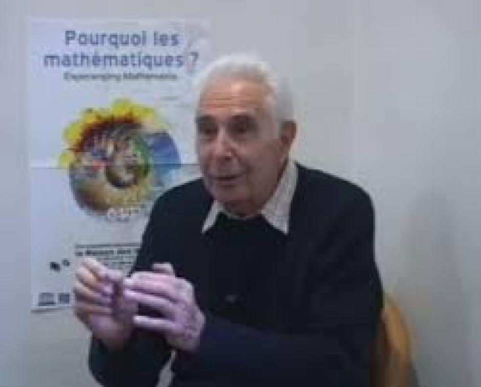 Diffusion et appropriation des savoirs, Jean-Pierre Kahane*