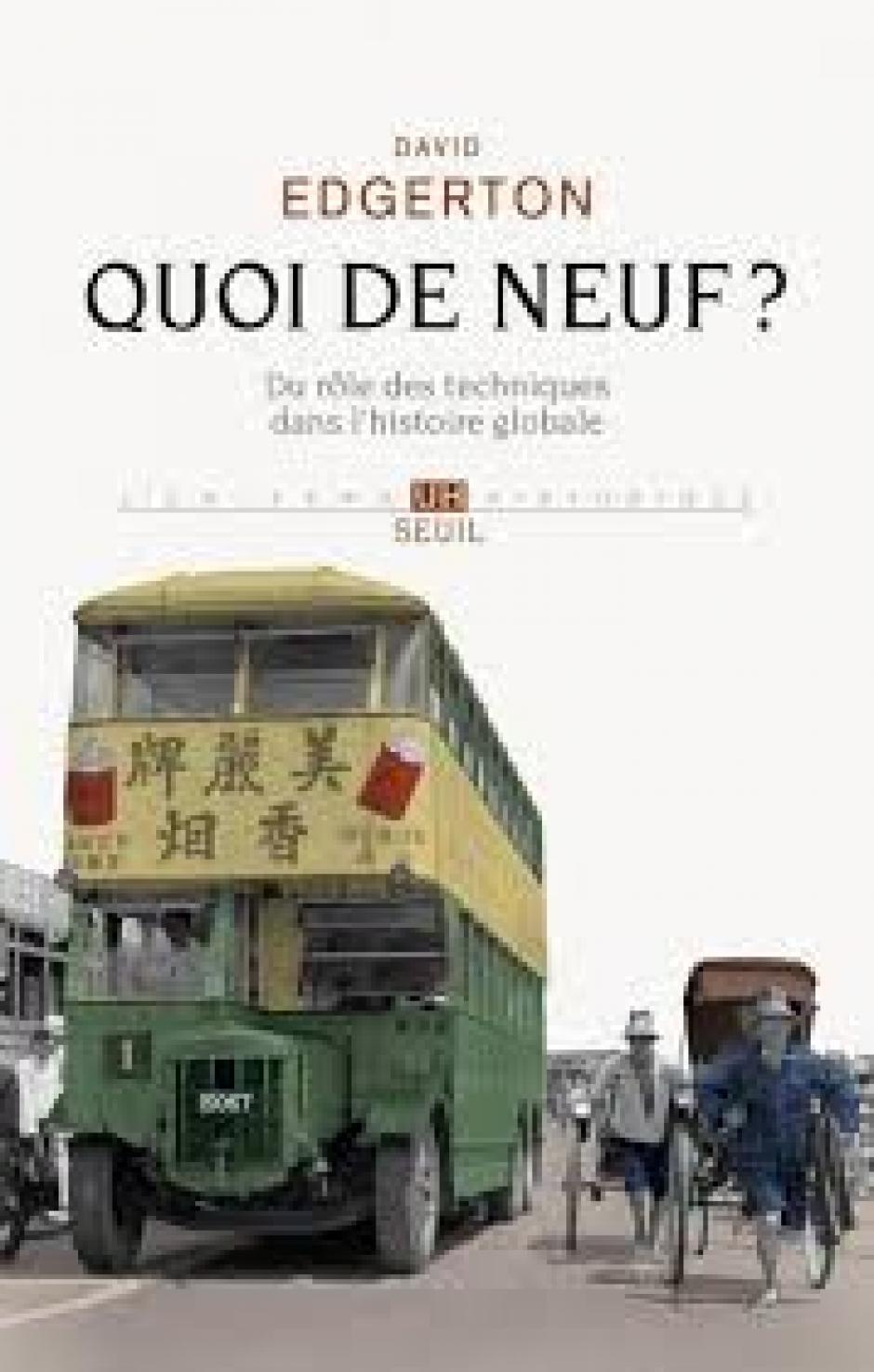 Du rôle des techniques dans l'histoire globale, Ernest Brasseaux