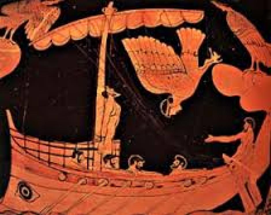 L'Odyssée d'Homère, Victor Blanc