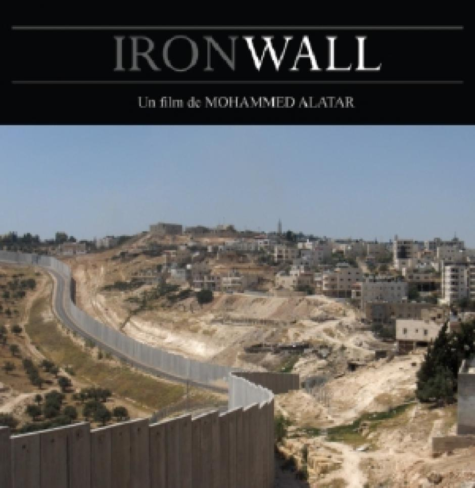 29 octobre, Beauvais - AFPS-Projection-débat du documentaire « Iron Wall »