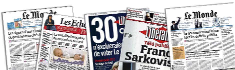 La dégradation du triple A, une gifle pour la politique du quinquennat Sarkozy