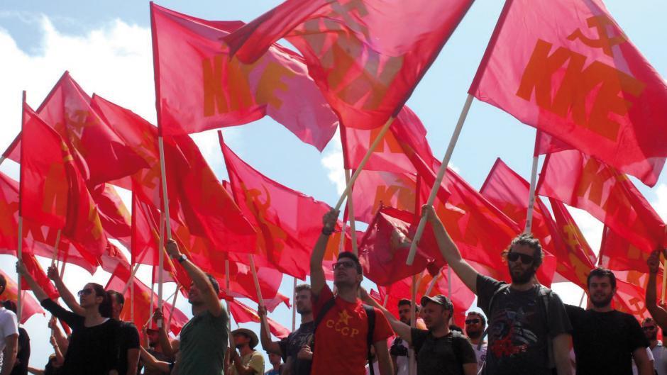 Le Parti communiste de Grèce (KKE) de 1949 à 2017*, Nikos Papadatos