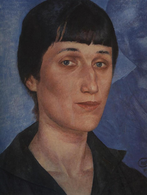 Anna Akhmatova, Katherine L. Battaiellie
