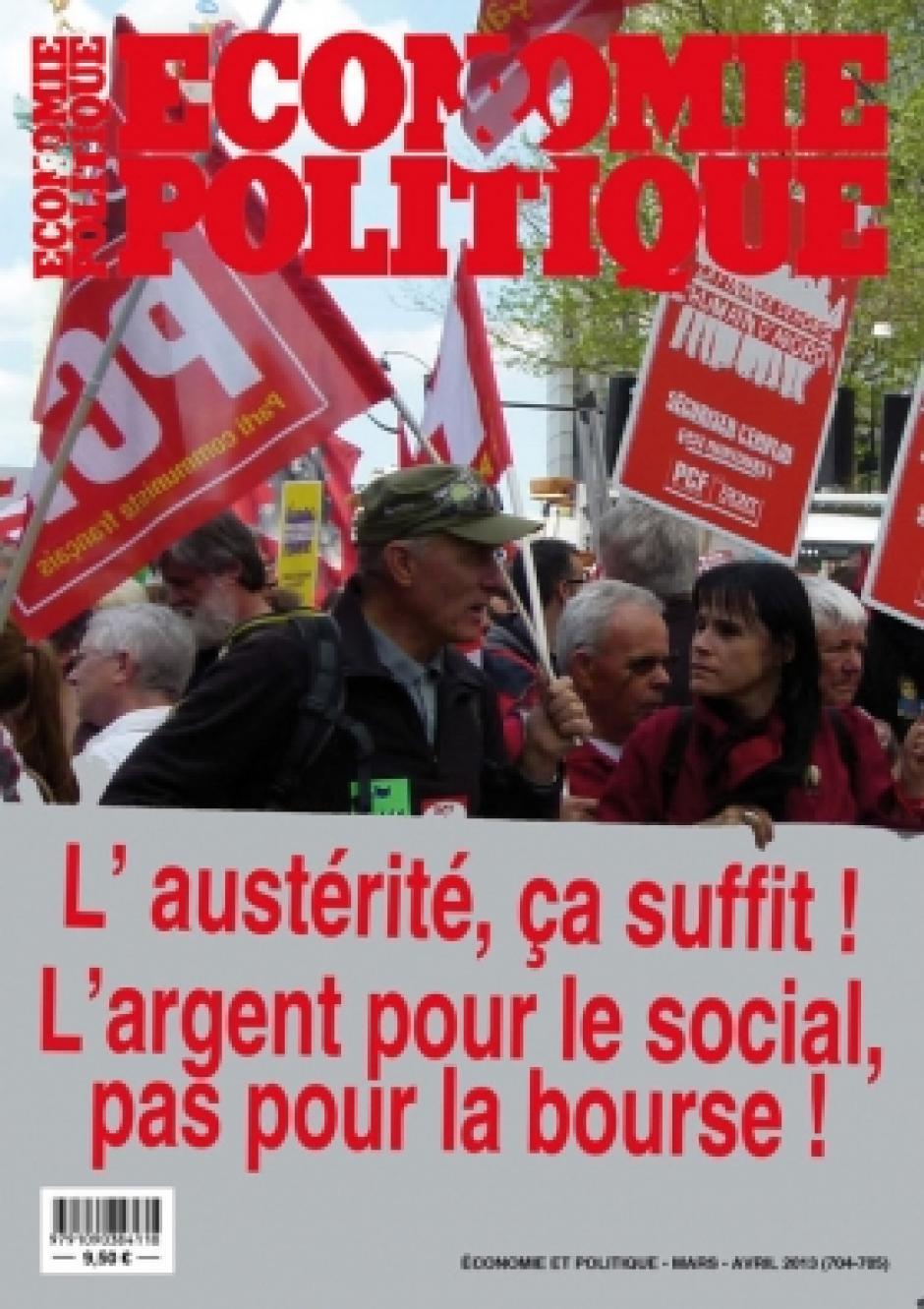 Cotisation sociale versus fiscalité, Frédéric Rauch*