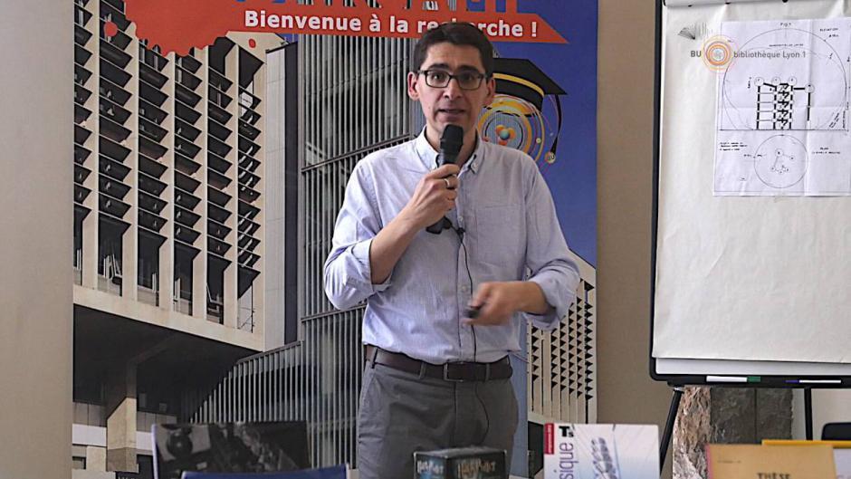 Comment accéder à la physique des particules?  Entretien avec Pascal Bellanca-Penel