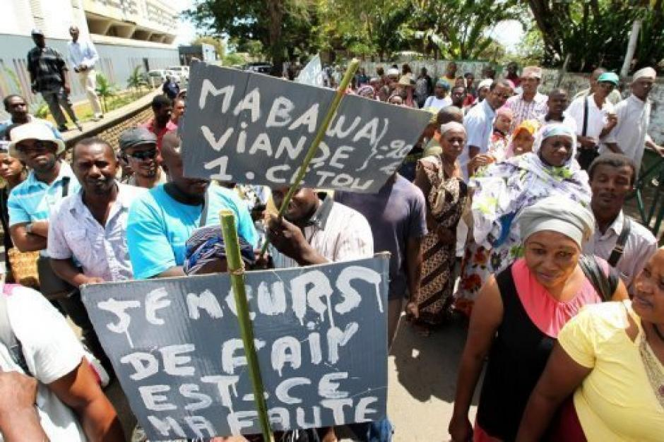 Violences/Mayotte : « situation explosive face à l'intransigeance du patronat »