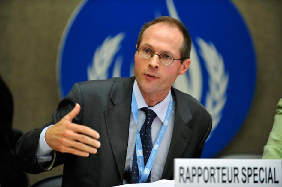 Vers un Fonds mondial pour la protection sociale, Olivier de Schutter*