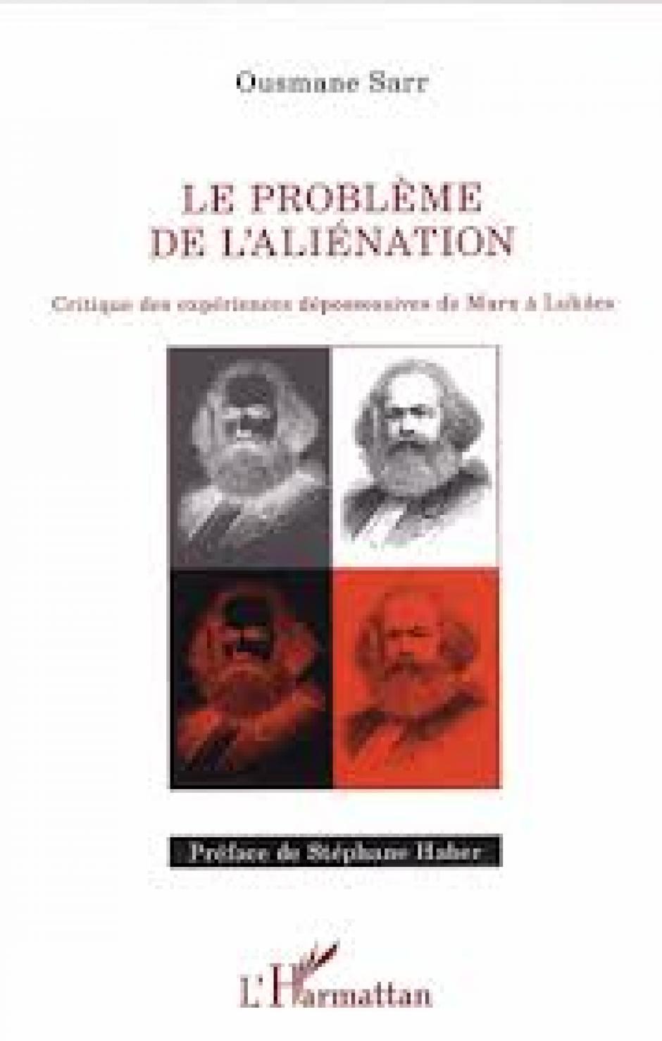 Naturalisme et aliénation dans les Manuscrits de 1844 de Karl Marx, Ousmane Sarr*