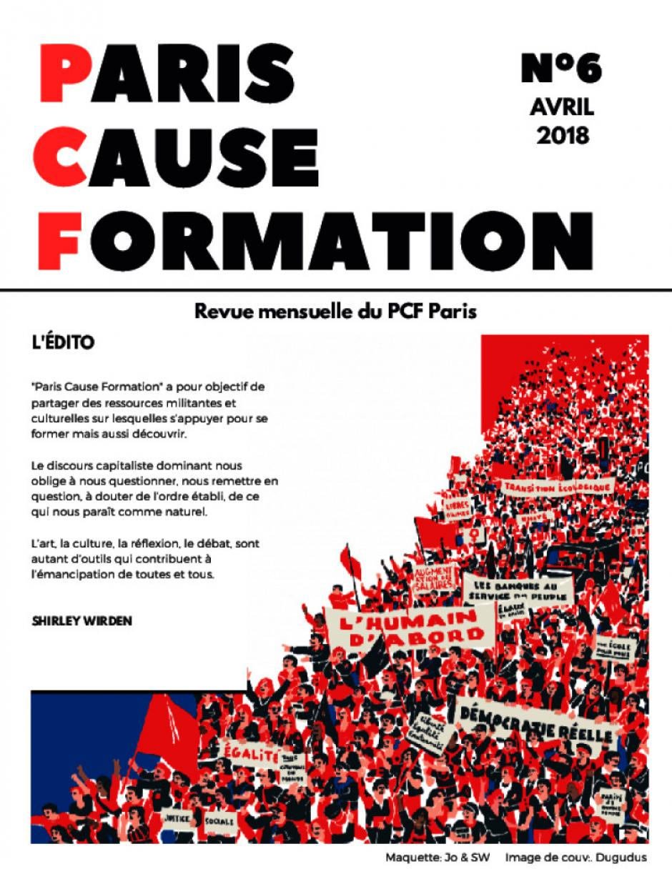 PARIS CAUSE FORMATION N°6