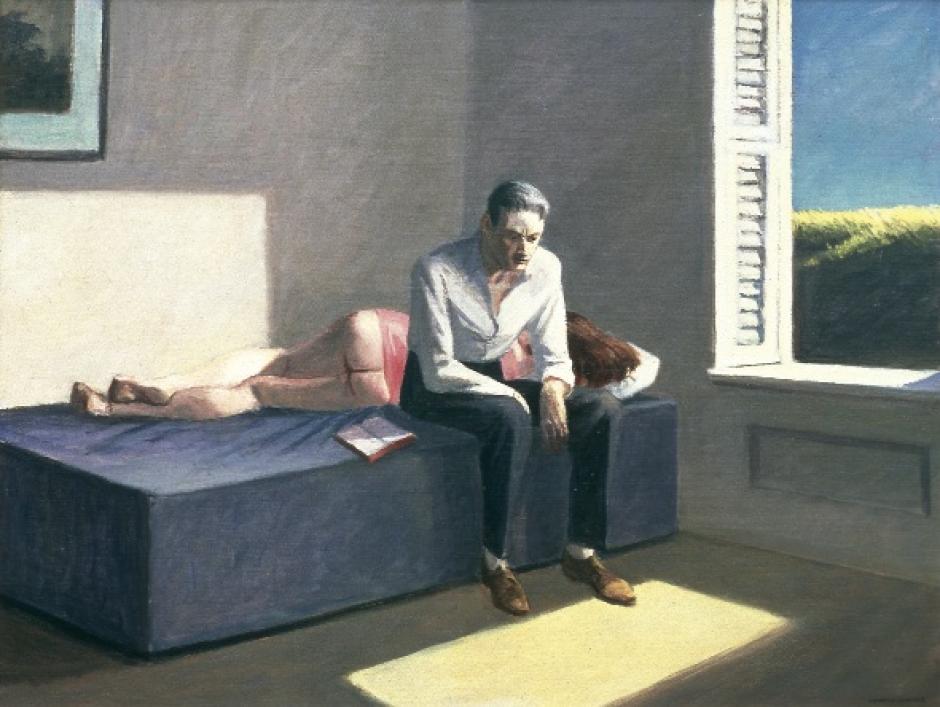 Edward Hopper, une manière d'habiter le silence
