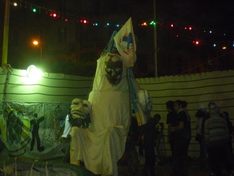Les places de la colère et du changement en Égypte. Une analyse de la géographie d'une révolution (1/2), Galila El Kadi*