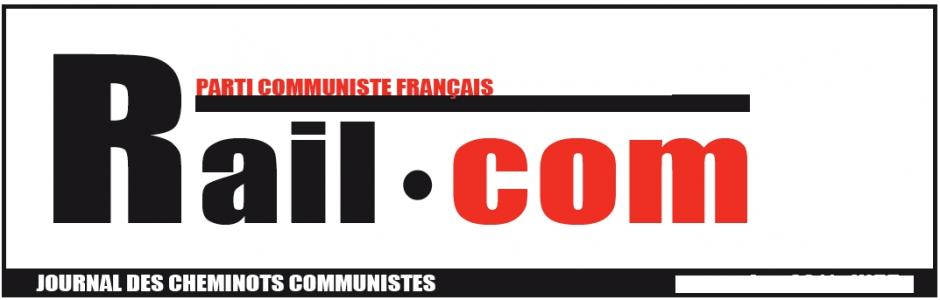 Rail com : journal des cheminots communistes