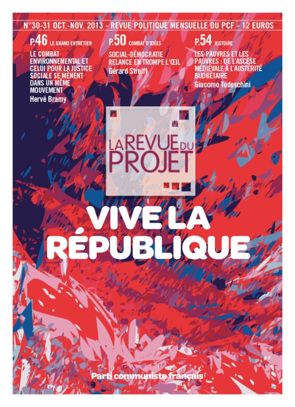 La Revue du projet, N°30-31,  octobre-novembre 2013