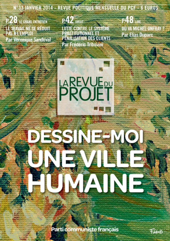 La Revue du projet, N°33, janvier 2014