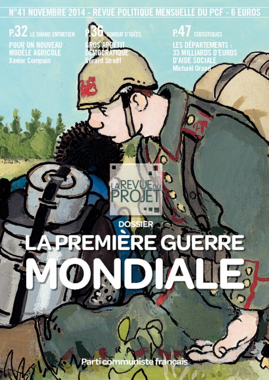 La Revue du projet, n°41, novembre 2014