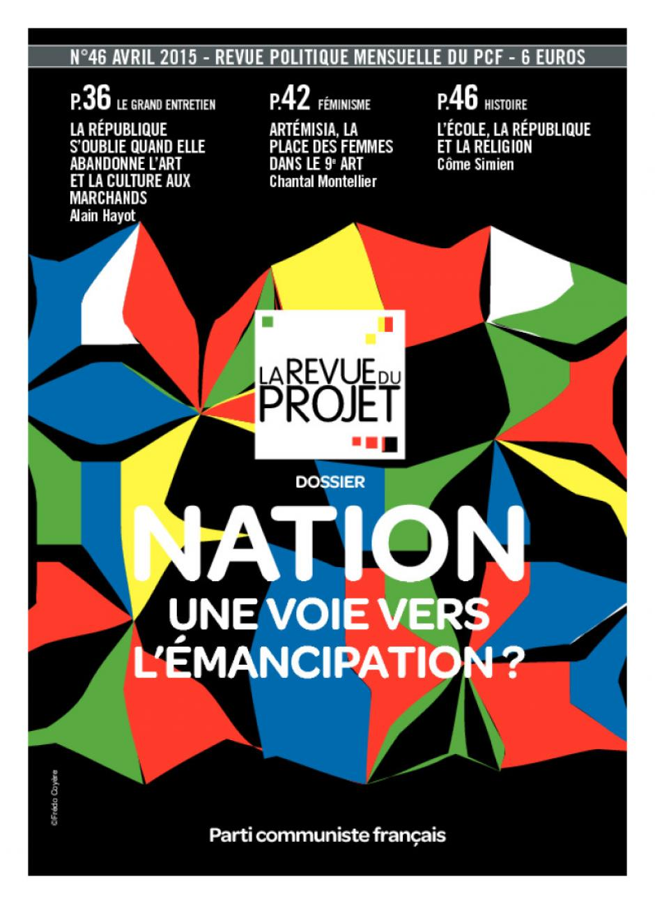 La Revue du projet, n°46, avril 2015