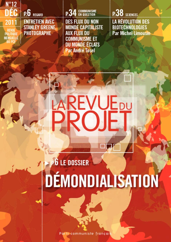 La Revue du  projet, N° 12, décembre 2011