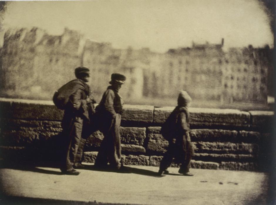 Le peuple de Paris. Des guinguettes aux barricades