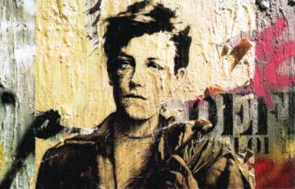 Arthur Rimbaud, Victor Blanc