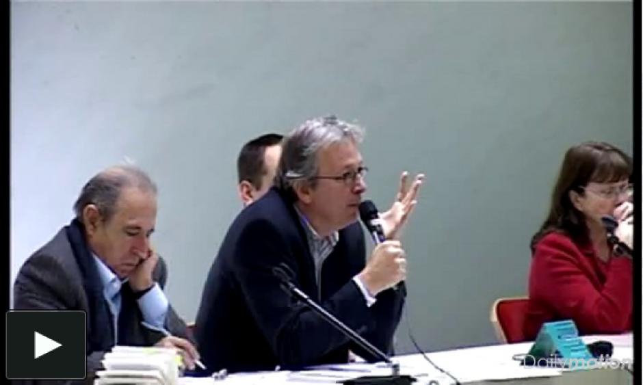 Conclusion de Pierre Laurent (Vidéo)