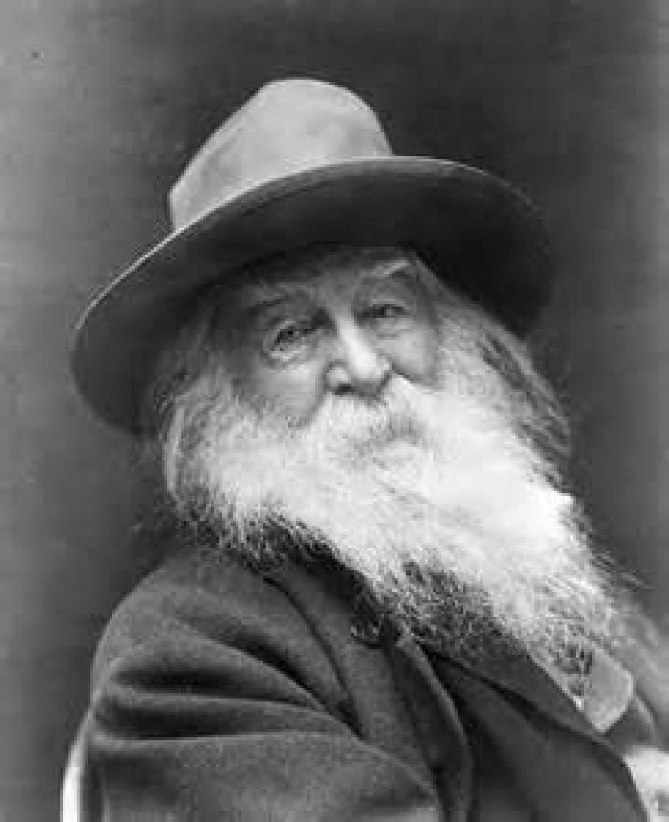Feuilles d'herbe,  de Walt Whitman, Victor Blanc